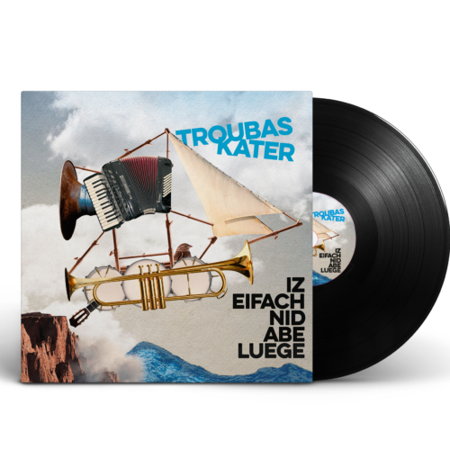 Vinyl Iz Eifach Nid Abe Luege